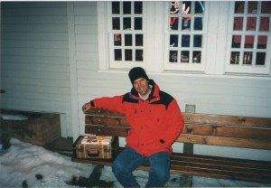 My Business Partner Paul On A Vacation In Breckenridge Colorado