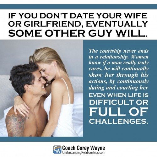 Dating Woman A Wife My Is