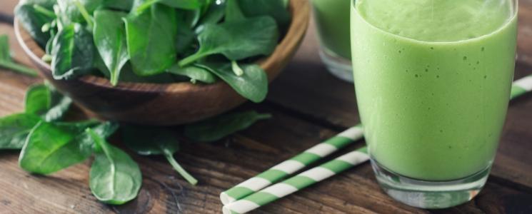 Corey's Green Alkaline Smoothie